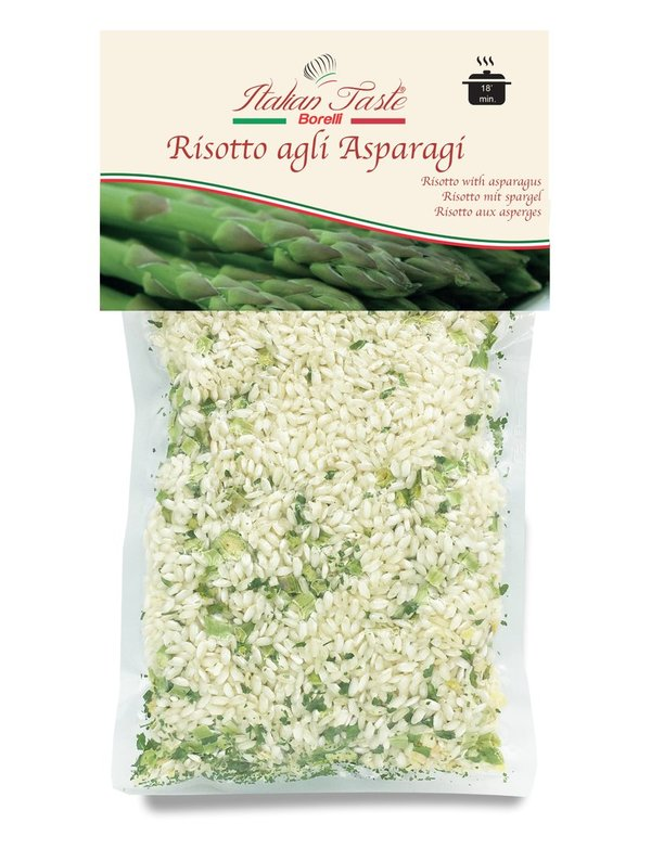 Risotto with asparagus - 300 g