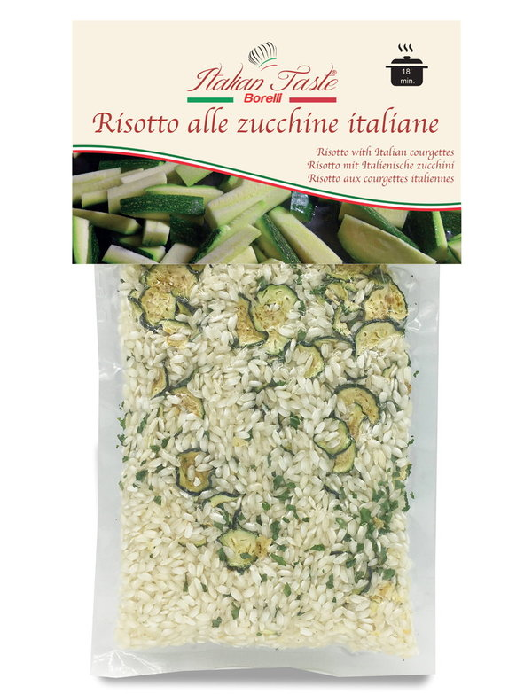 Risotto with italian courgettes - 300 g
